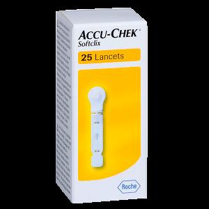 Accu-Chek Softclix Lancet (25)