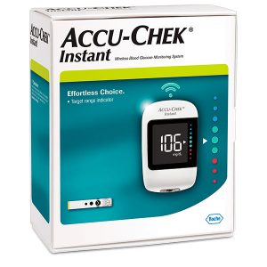 ACCU-CHEK INSTANT MG/DL-SC KIT LA