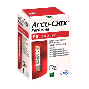ACCU-CHEK PERFORMA 50CT STRIP LA