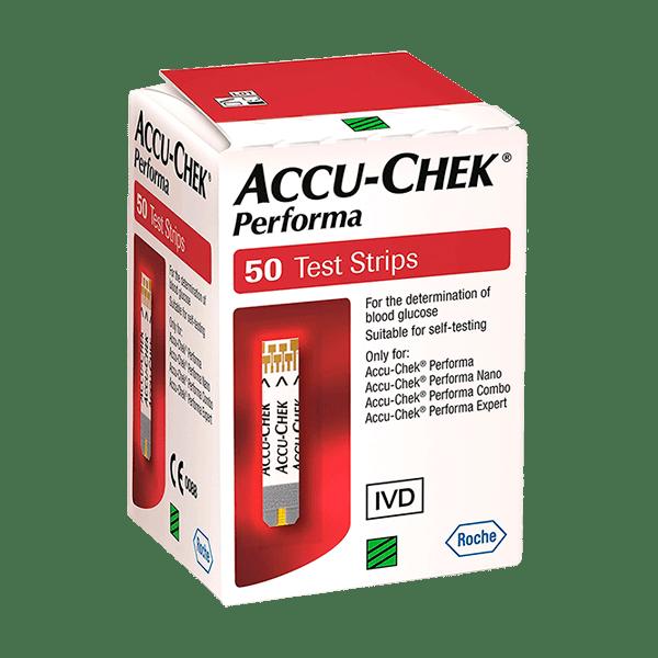 ACCU-CHEK PERFORMA 50CT STRIP LA