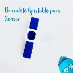 Brazalete Ajustable para Sensor Freestyle Libre