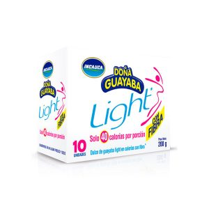 DULCE DOÑA GUAYABA LIGHT DISX 10U