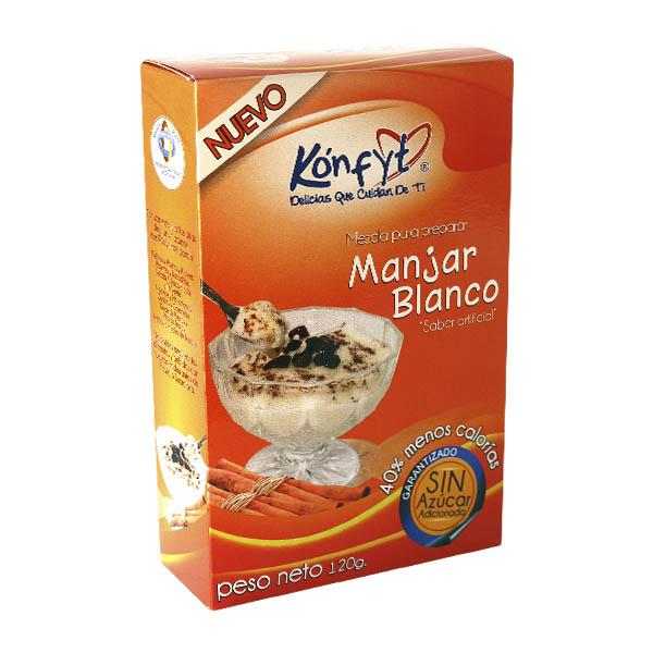 Manjar Blanco Konfyt Caja x 120grs