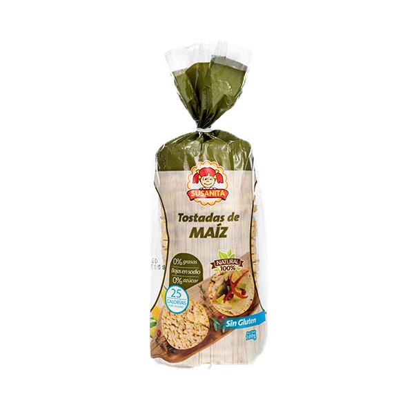 Tostada de Maiz x 100gr
