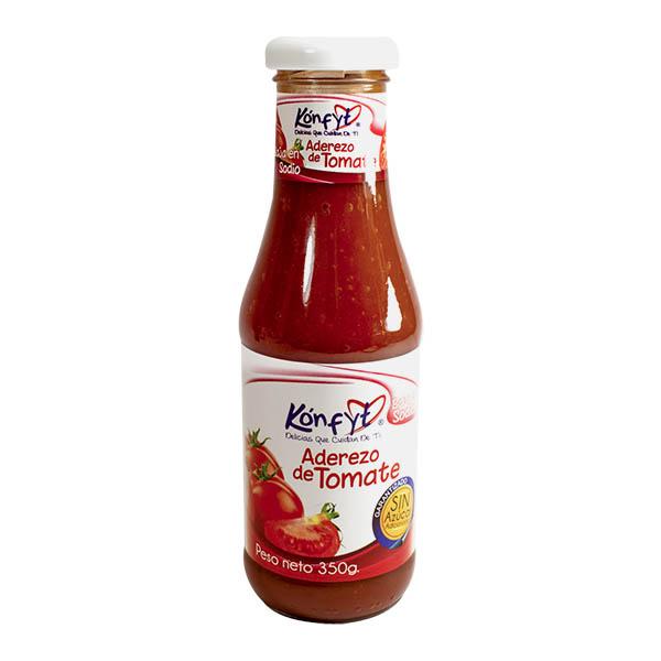 Salsa de Tomate Konfyt Frasco x 350grs