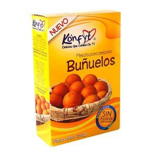 Mezcla para preparar Buñuelos Konfyt 250grs