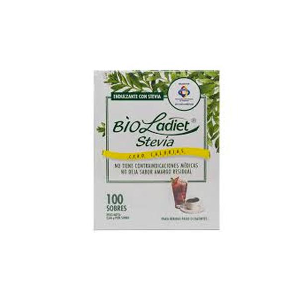 Stevia Caja x 100 sobres