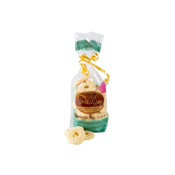 Galletas danesa sin azucar añadida : Bolsa de 160g