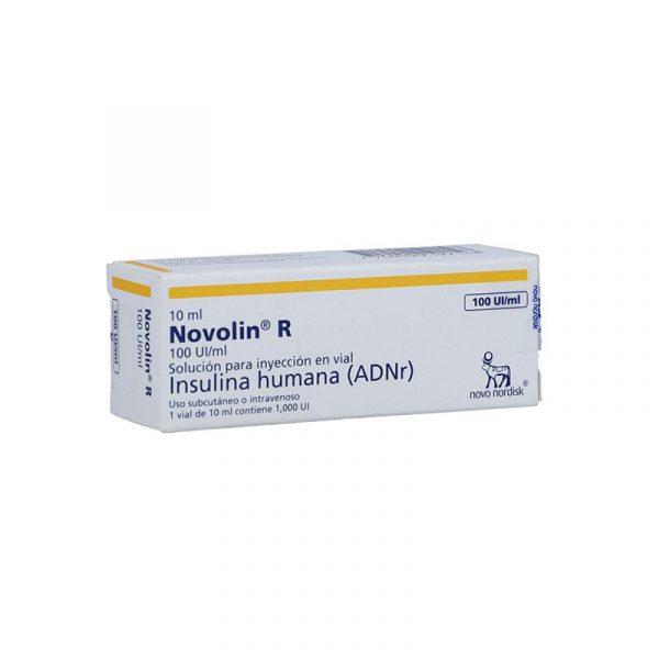 Novolin® R 100U/ml