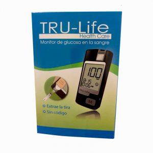 Glucometro TRU-LIFE 10 tiras -10 lancetas