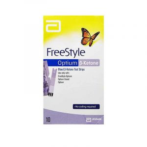 Tiras freeStyle optium cetonas - b Ketone