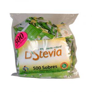 Endulzante bolsa D'stevia Colombia