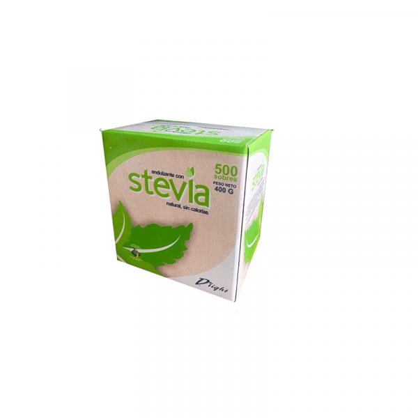 Dlight stevia x 500 SOBRES