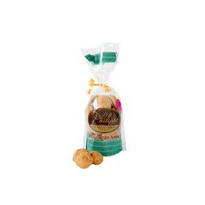 Galletas de avena sin azucar añadida bolsa de 160g