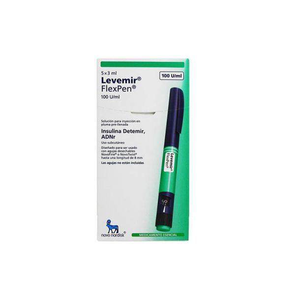 Levemir® 100UI/ml