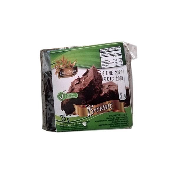 Porcion brownie
