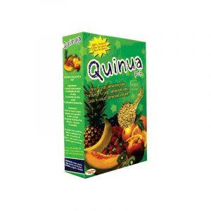 Quinua pop natural 120gr